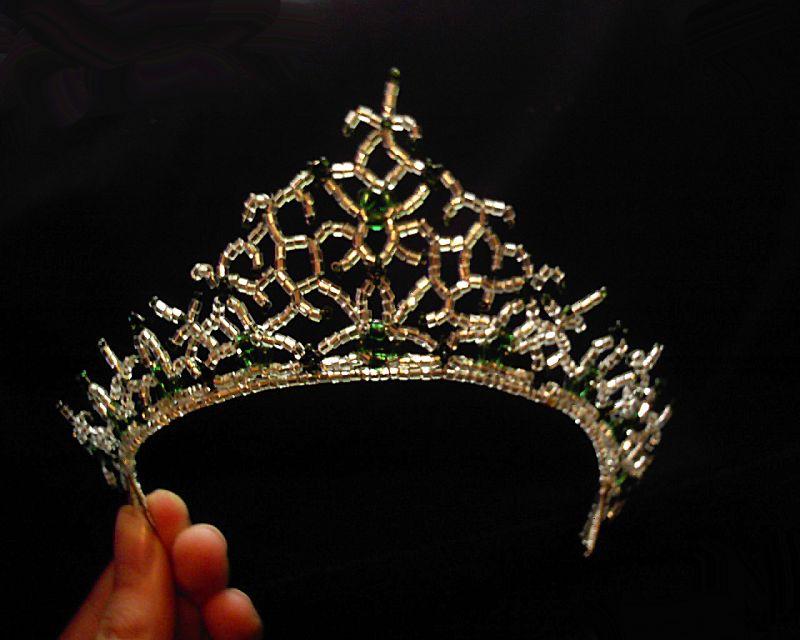 Диадема корона своими руками